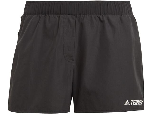 adidas TERREX Primeblue Trail Shorts Women, black